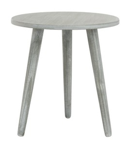 ORION ROUND ACCENT TABLE Item: ACC5700C Color: SLATE GREY