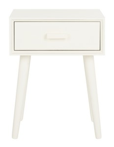 LYLE ACCENT TABLE Item: ACC5702A Color: Distressed White