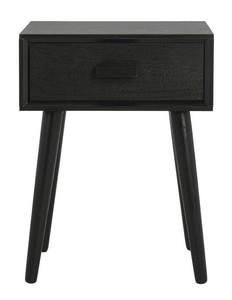 LYLE ACCENT TABLE Item: ACC5702D Color: BLACK
