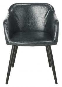 Merveilleux ADALENA ACCENT CHAIR Item: ACH7500C Color: Dark Grey