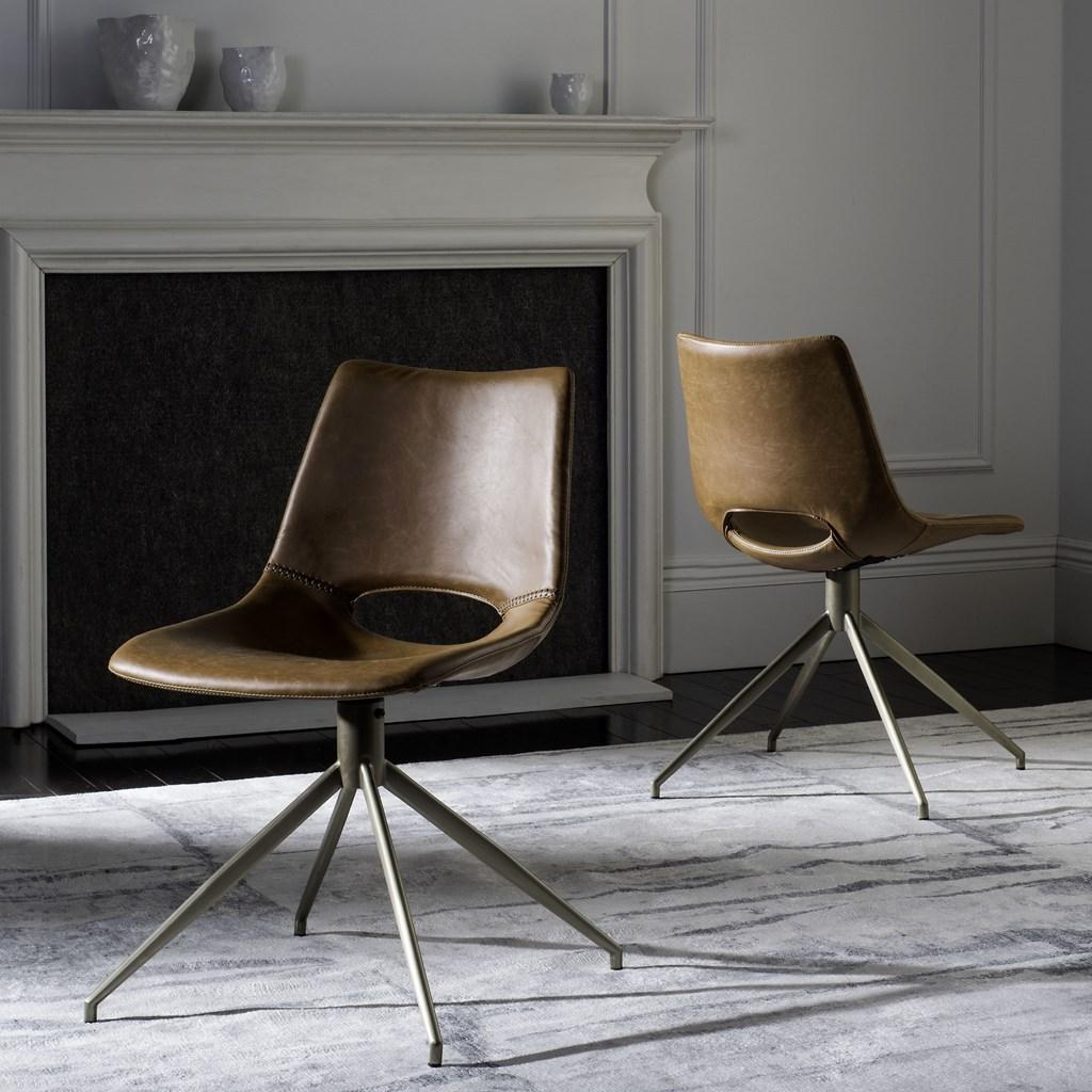 ACH7001A-SET2 Dining Chairs - Furniture by Safavieh