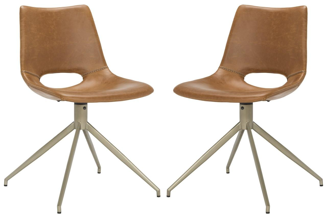Save  sc 1 st  Safavieh.com & ACH7001A-SET2 Dining Chairs - Furniture by Safavieh