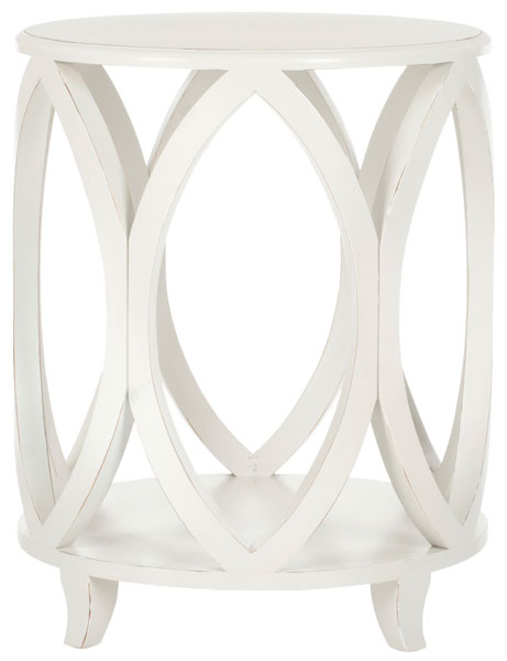 Delicieux ACCENT TABLES. Color: Shady White. Save. AMH6607A