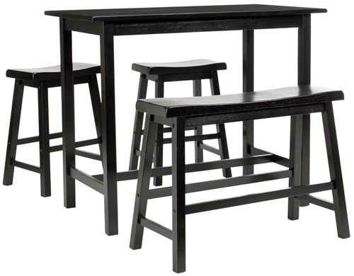 Cool Amh8503A Dining Tables Furniture By Safavieh Onthecornerstone Fun Painted Chair Ideas Images Onthecornerstoneorg