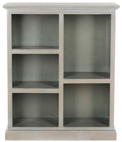 Maralah Bookcase Item Amh6634a Color French Grey