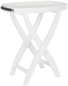Grady Tray Table Item Amh8205a Color White