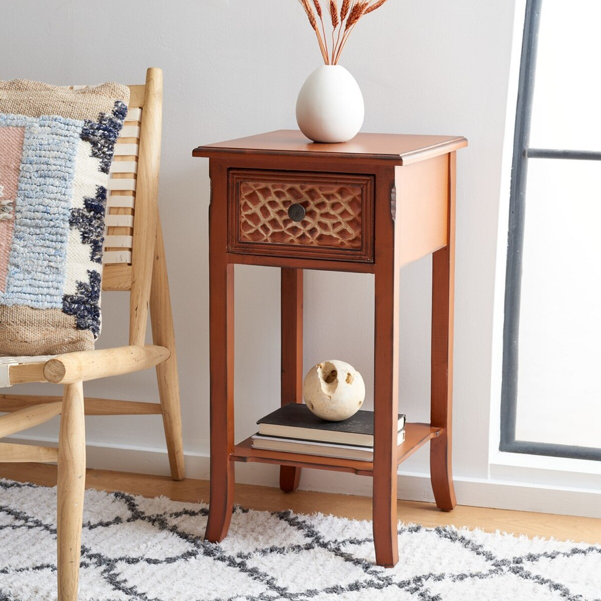 Safavieh Home Furniture: AMH4080A Accent Tables