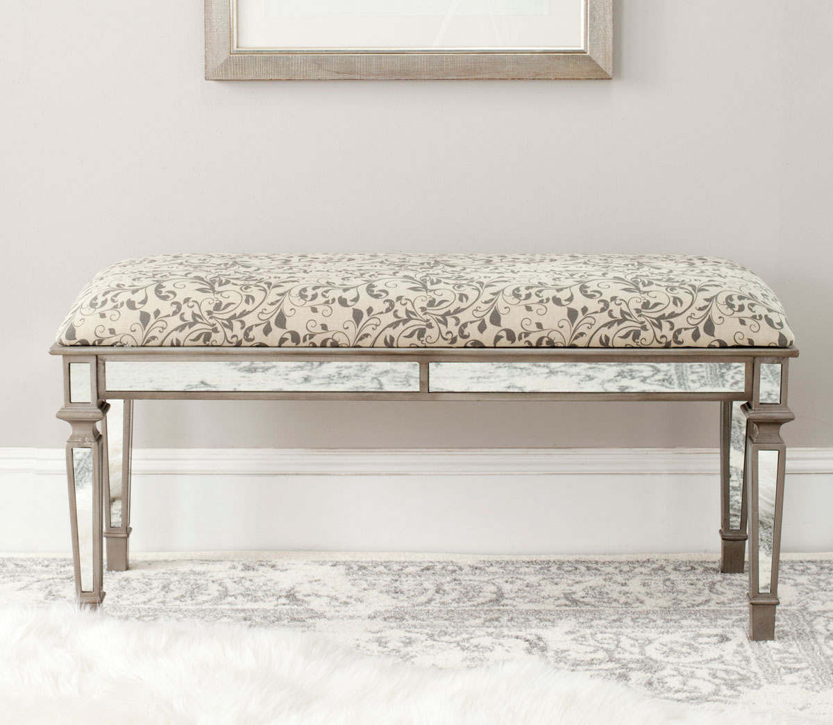 Amh4115b Benches Furniture By Safavieh