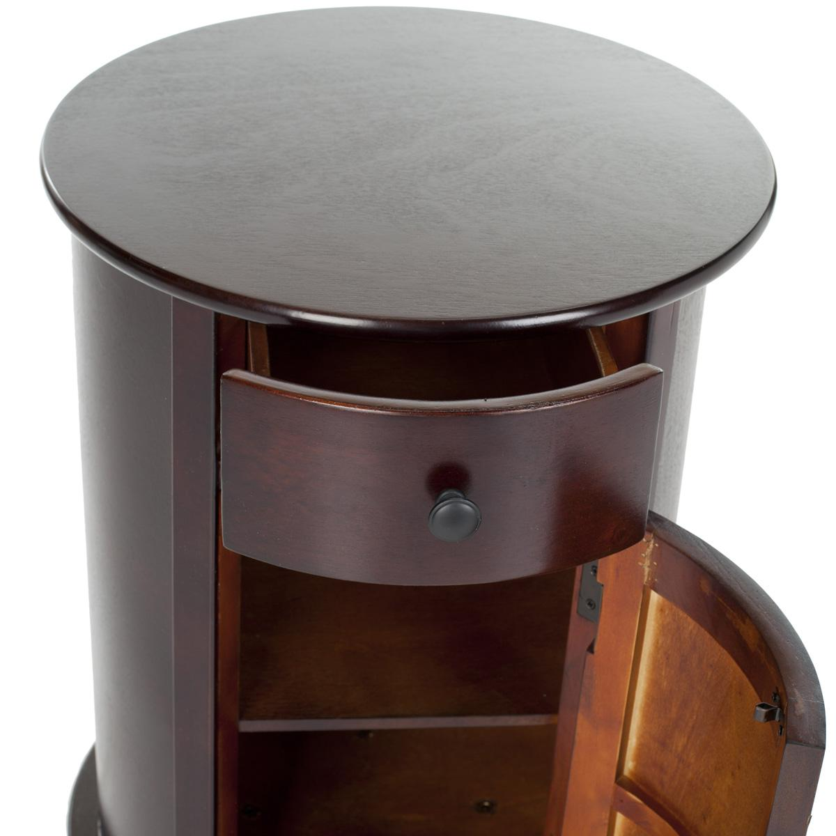AMH5712D Accent Tables Storage Furniture Furniture by Safavieh