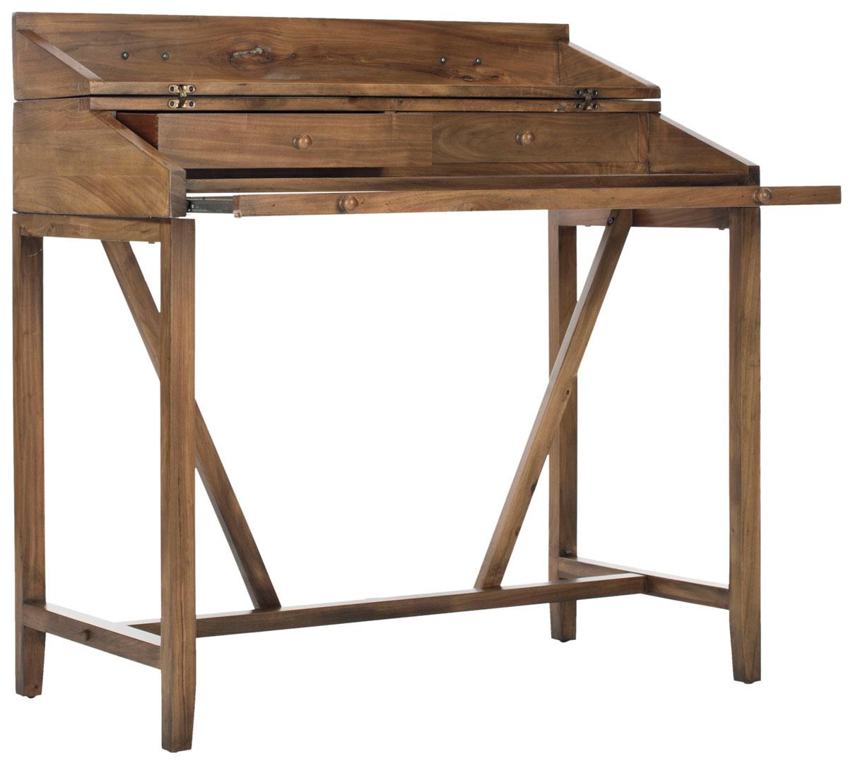 Wyatt Writing Desk W Pull Out Amh6509e Desks
