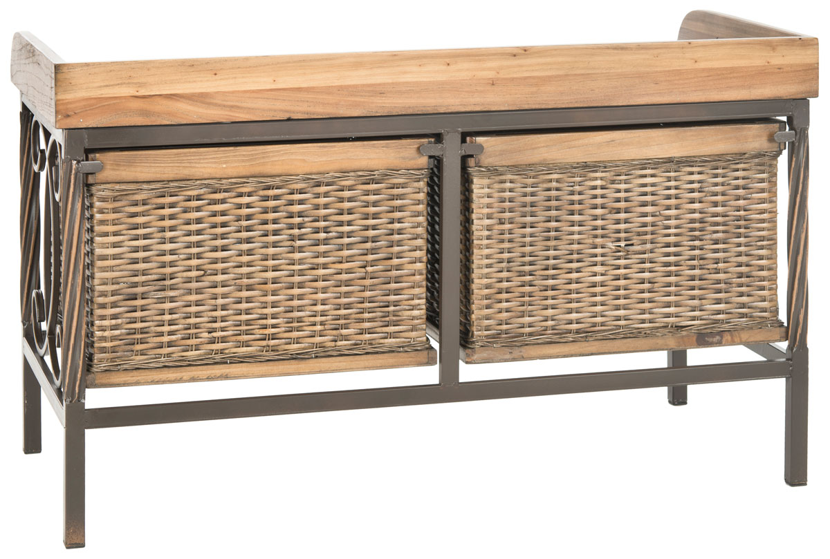 Amh6528c Benches Furniture By Safavieh