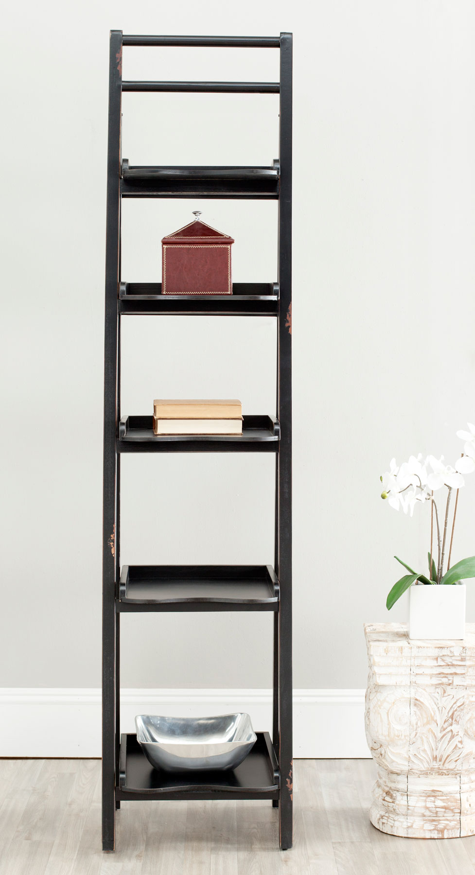 Amh6537b Bookcases Furniture By Safavieh