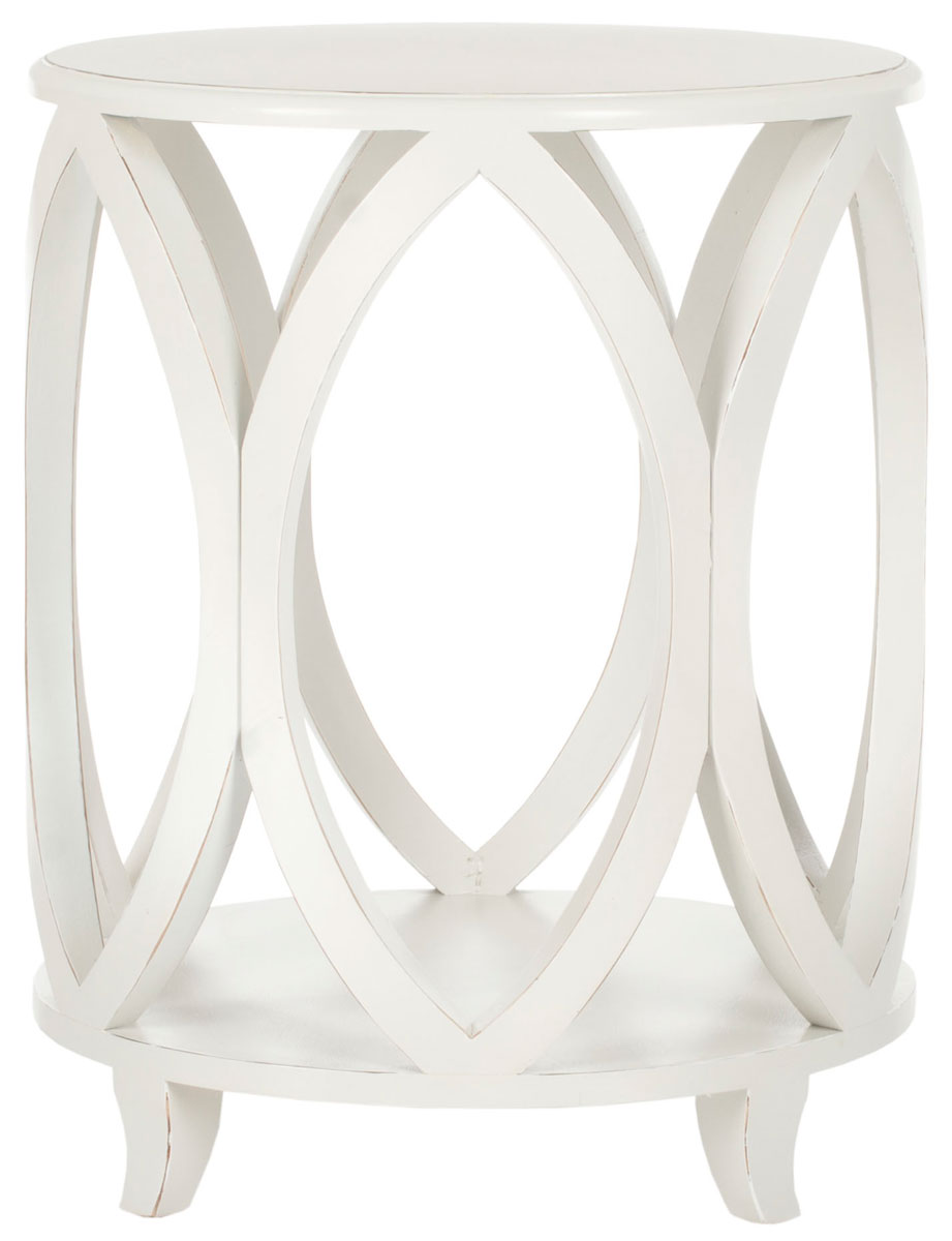 ACCENT TABLES. Color: Shady White. Save