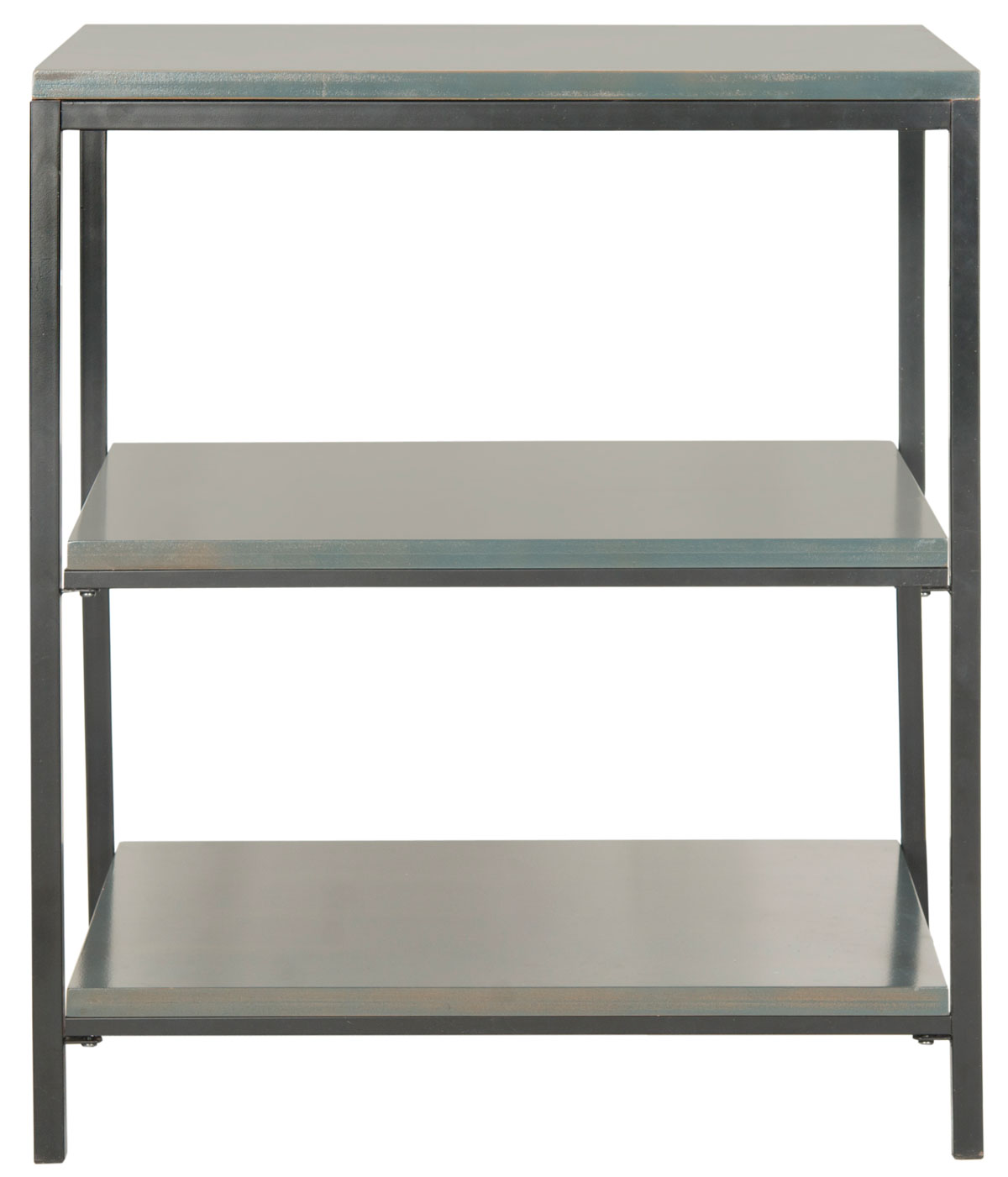 Zeke 3 Tier Shelf Unit Amh6614a Bookcases