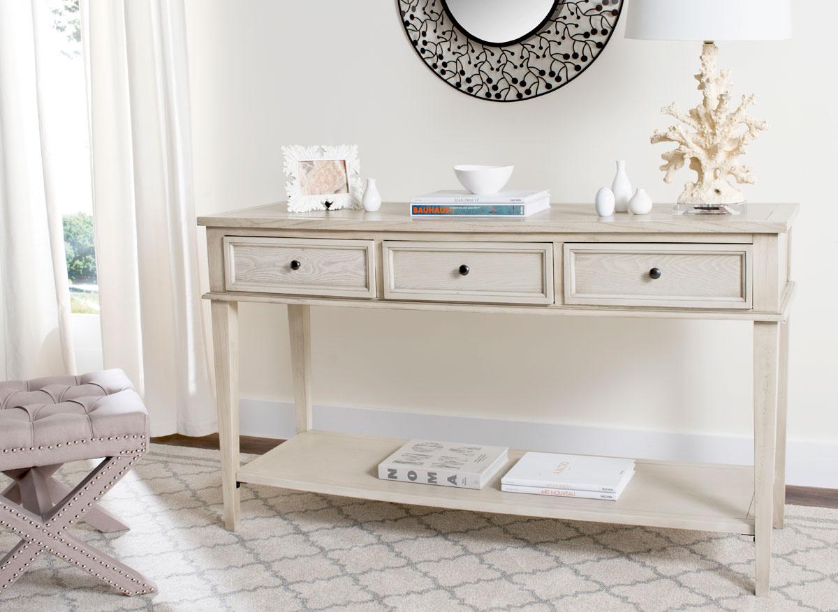 Amh6641b Consoles Furniture By Safavieh