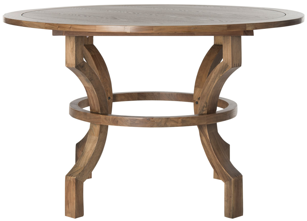 AMHA Dining Tables Furniture By Safavieh - Houzz round dining table