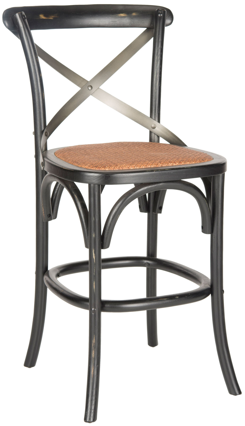 Amh9505b Counter Stools Furniture By Safavieh