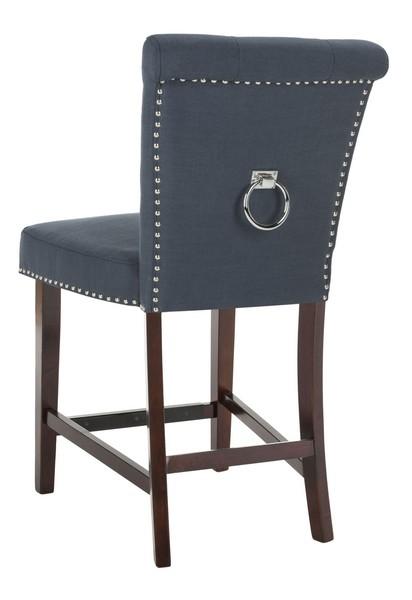 Wondrous Bst6301B Set2 Counter Stools Furniture By Safavieh Ibusinesslaw Wood Chair Design Ideas Ibusinesslaworg