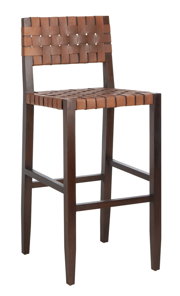 Awe Inspiring Bst1002A Bar Stools Furniture By Safavieh Evergreenethics Interior Chair Design Evergreenethicsorg