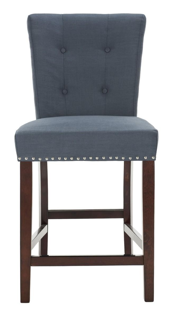 Enjoyable Bst6301B Set2 Counter Stools Furniture By Safavieh Ibusinesslaw Wood Chair Design Ideas Ibusinesslaworg