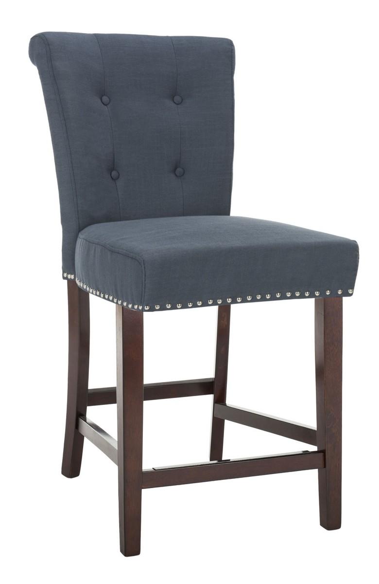 Pleasing Bst6301B Set2 Counter Stools Furniture By Safavieh Ibusinesslaw Wood Chair Design Ideas Ibusinesslaworg