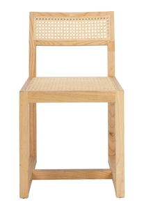 b33e42a71b0d Bernice Cane Dining Chair Item: DCH9502C Color: Natural