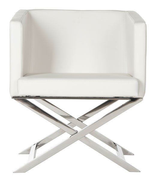 Surprising Fox2033C Accent Chairs Furniture By Safavieh Ibusinesslaw Wood Chair Design Ideas Ibusinesslaworg