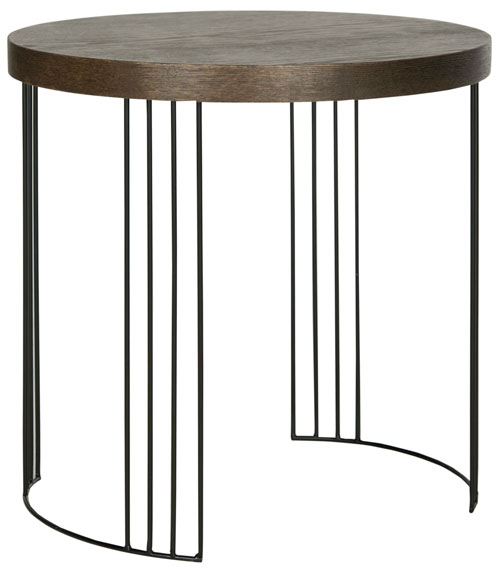 Fox4201b Accent Tables Furniture By Safavieh