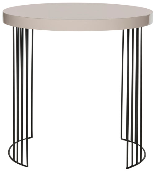Fox4201c Accent Tables Furniture By Safavieh