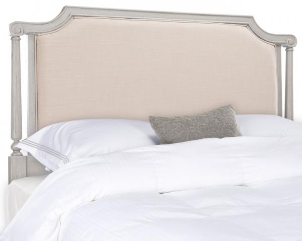 Hudson Headboard In Beige