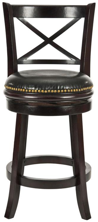 Wondrous Fox7003A Counter Stools Furniture By Safavieh Lamtechconsult Wood Chair Design Ideas Lamtechconsultcom
