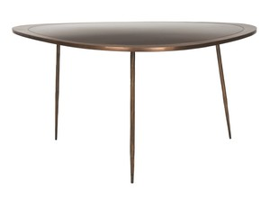 AYLA COFFEE TABLE Item: FOX3215A Color: ANTIQUE COPPER