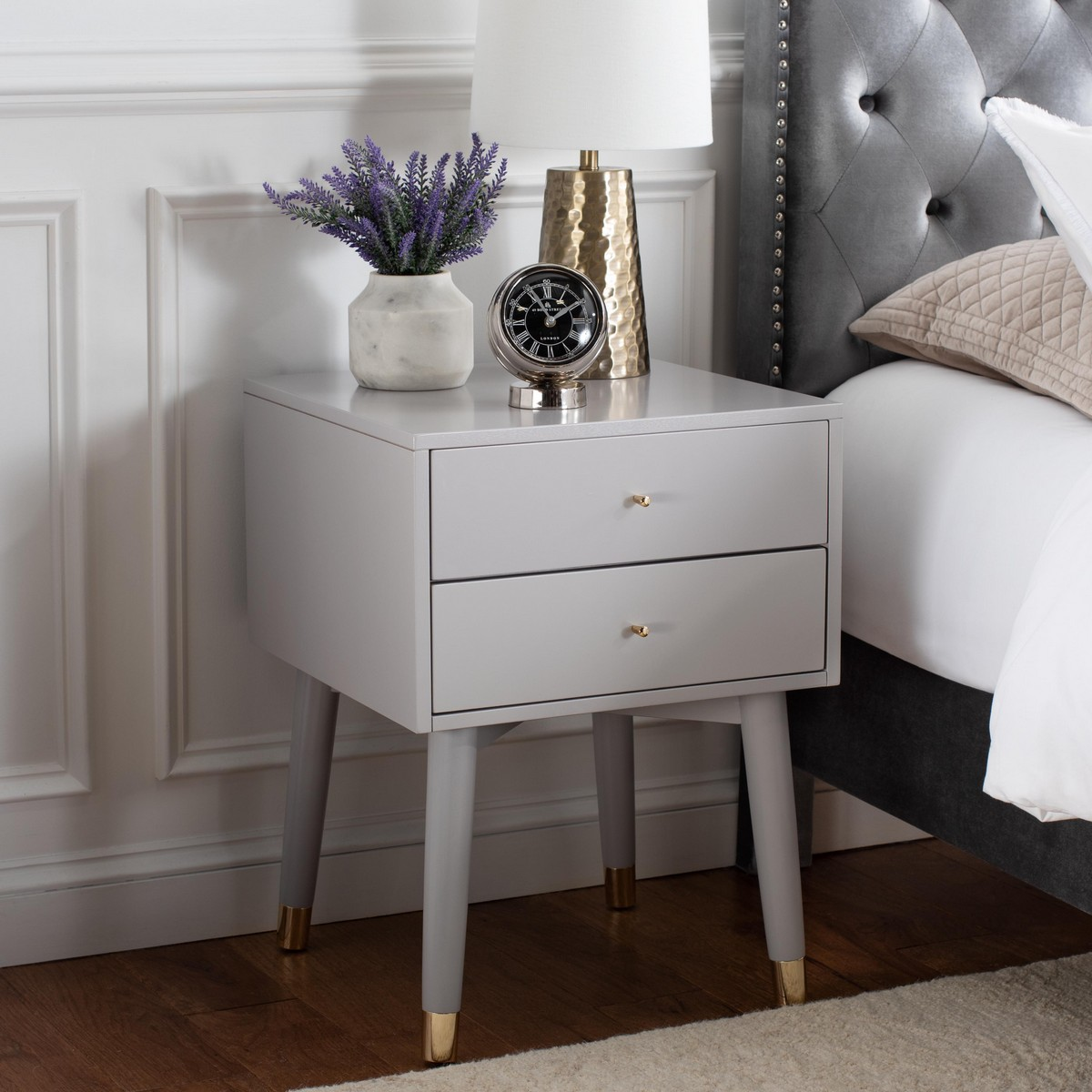 Fox6234f Accent Tables Nightstands Furniture By Safavieh
