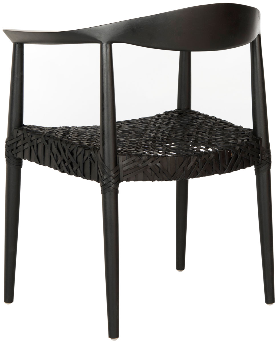 Fox1003b Accent Chairs Dining Chairs Furniture By Safavieh