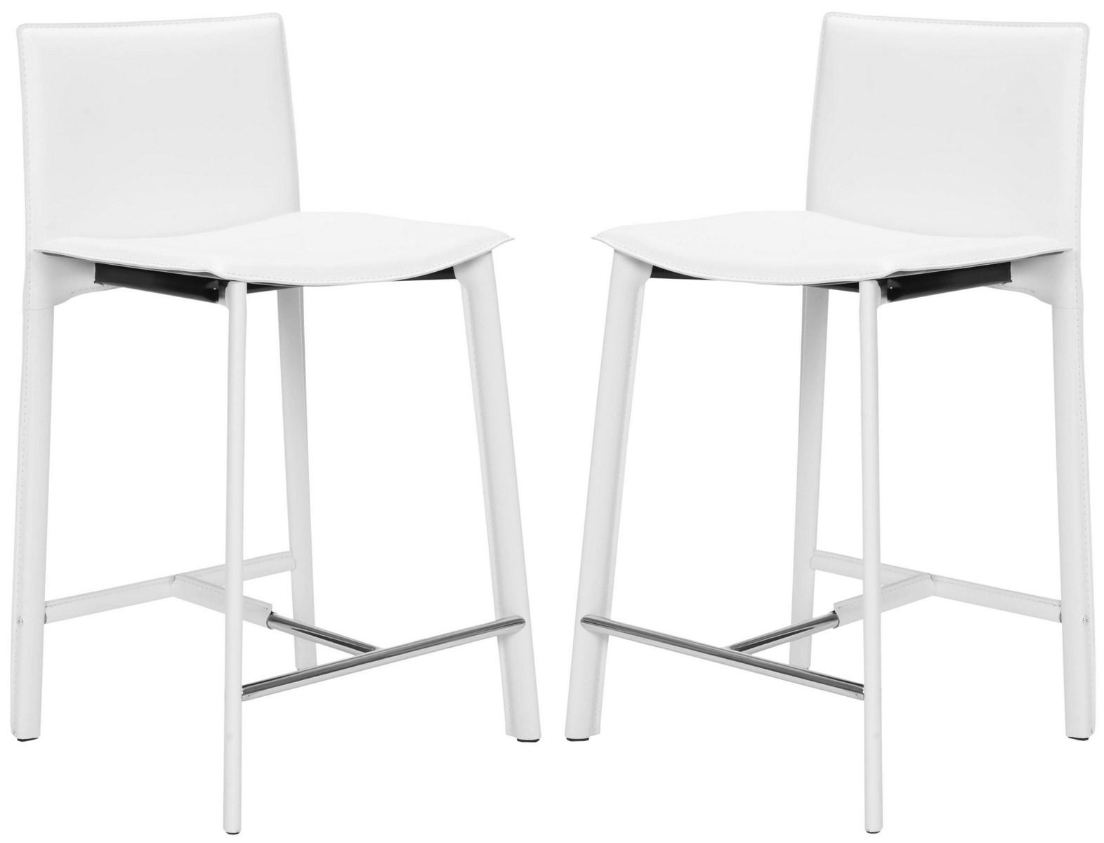 Fox2005a Set2 Counter Stools Furniture By Safavieh