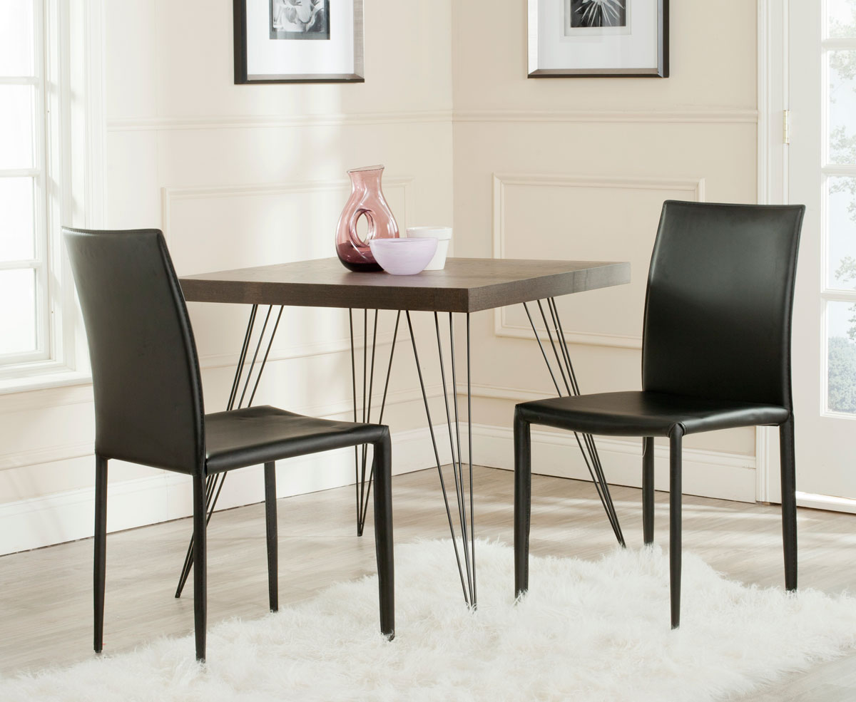 fox2009k set2 dining chairs furniture by safavieh. Black Bedroom Furniture Sets. Home Design Ideas