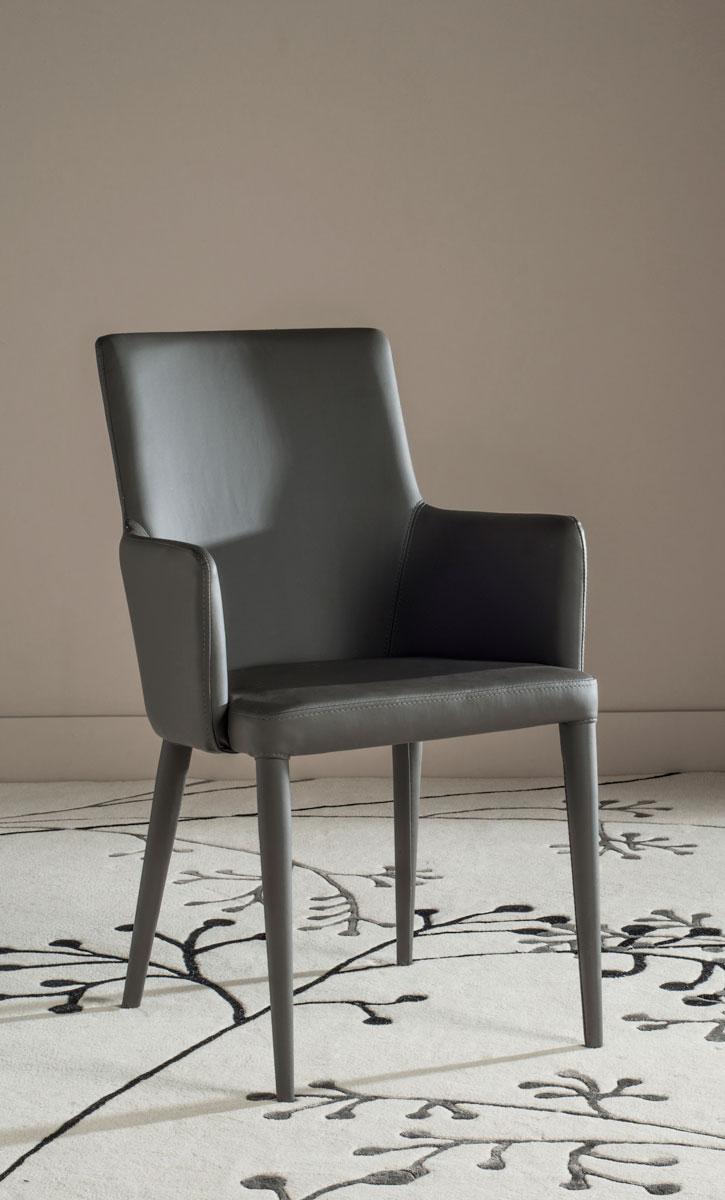 Bicast Leather Accent Chair - Safavieh.com