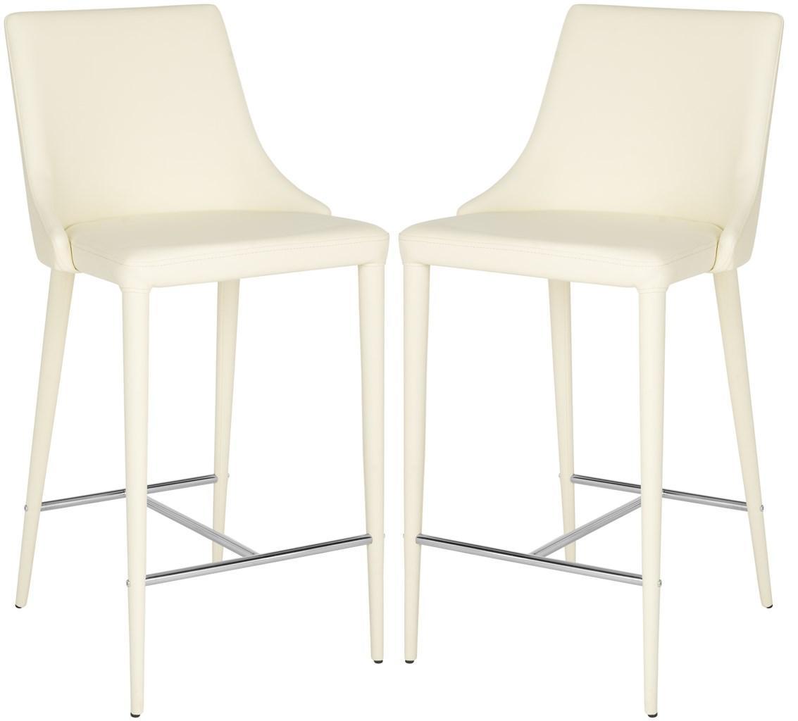Fox2017c Set2 Counter Stools Furniture By Safavieh