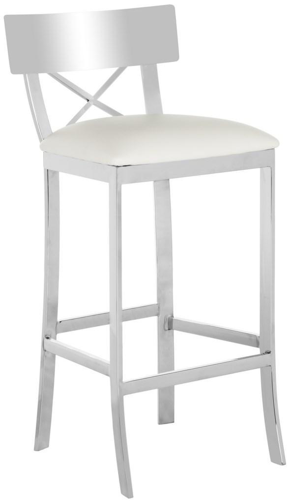 Perfect FOX2034B Bar Stools - Furniture by Safavieh BL85