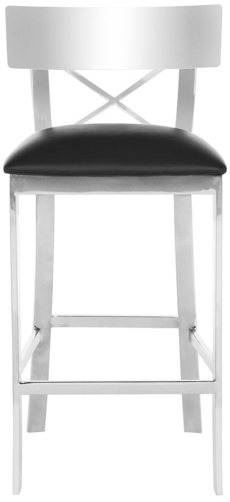 Magnificent Fox2035A Counter Stools Furniture By Safavieh Spiritservingveterans Wood Chair Design Ideas Spiritservingveteransorg