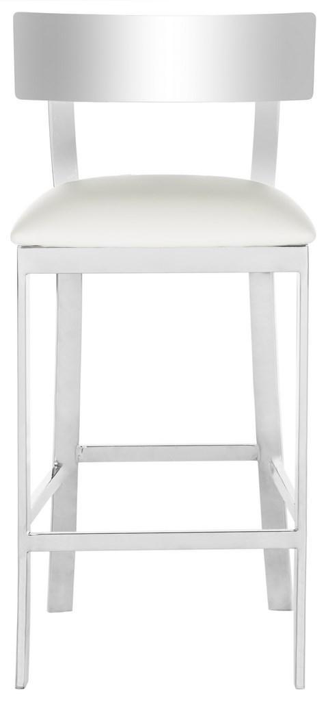 Stupendous Fox2038B Counter Stools Furniture By Safavieh Lamtechconsult Wood Chair Design Ideas Lamtechconsultcom