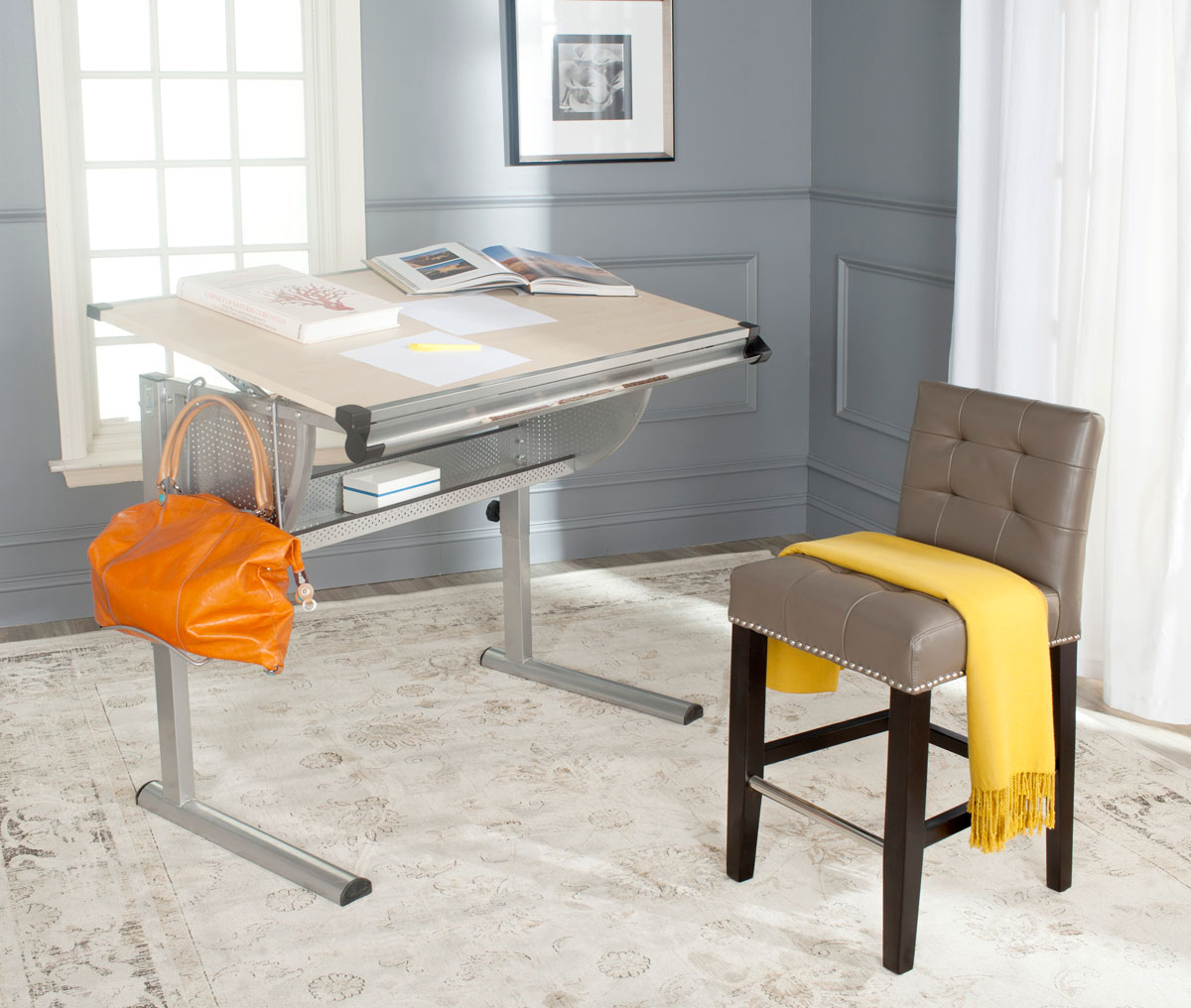 Emerson Writing Desk Fox2216a Desks