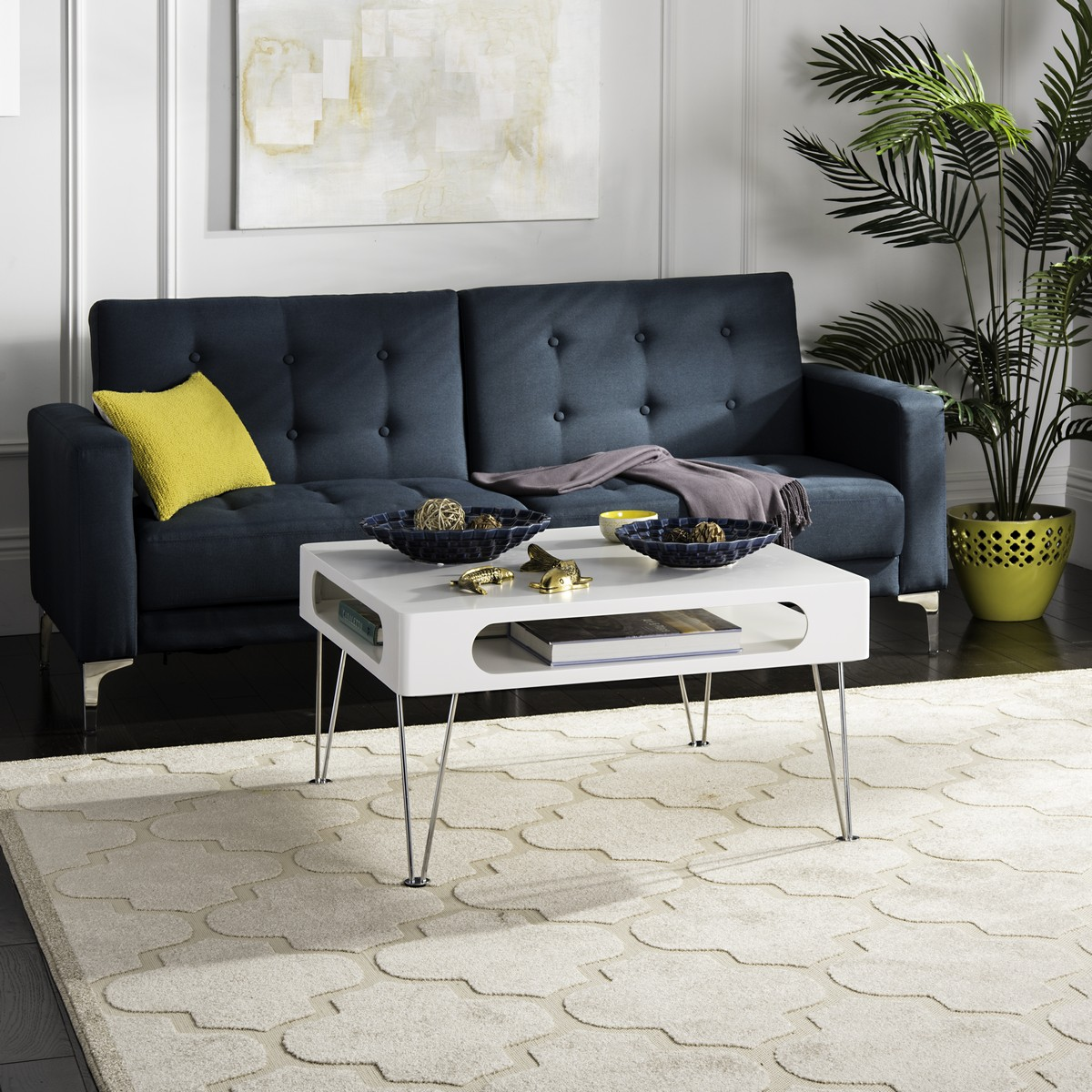 FOX2219A Coffee Tables - Furniture by Safavieh