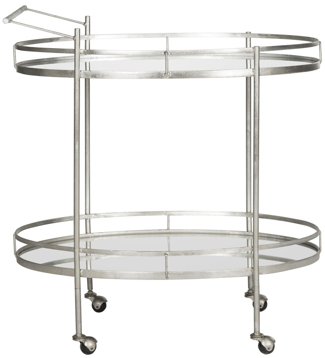 Fox2553a Bar Carts Furniture By Safavieh