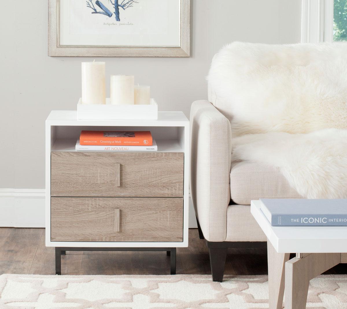 FOX4219A Storage Furniture - Furniture by Safavieh