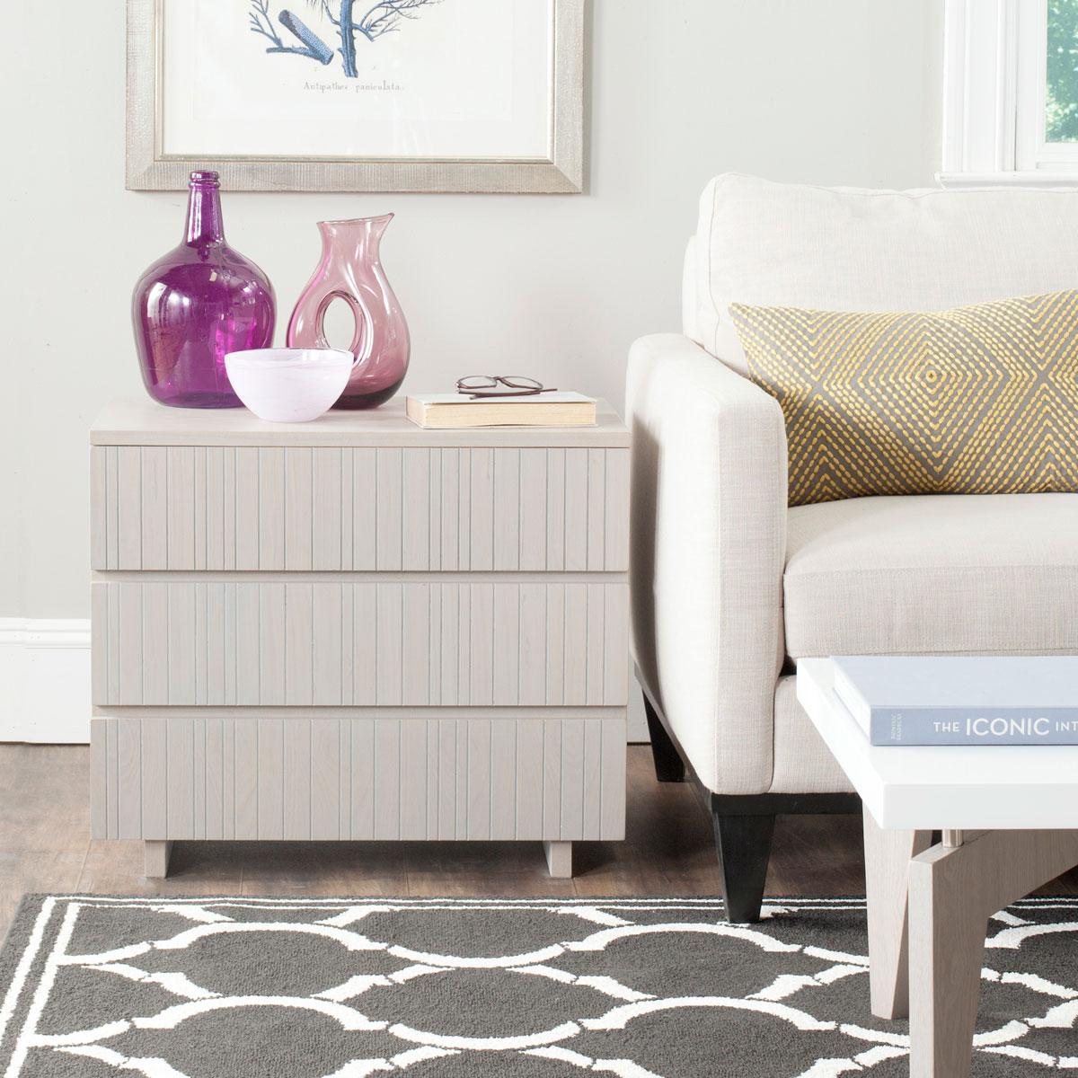 FOX4228B Storage Furniture - Furniture by Safavieh