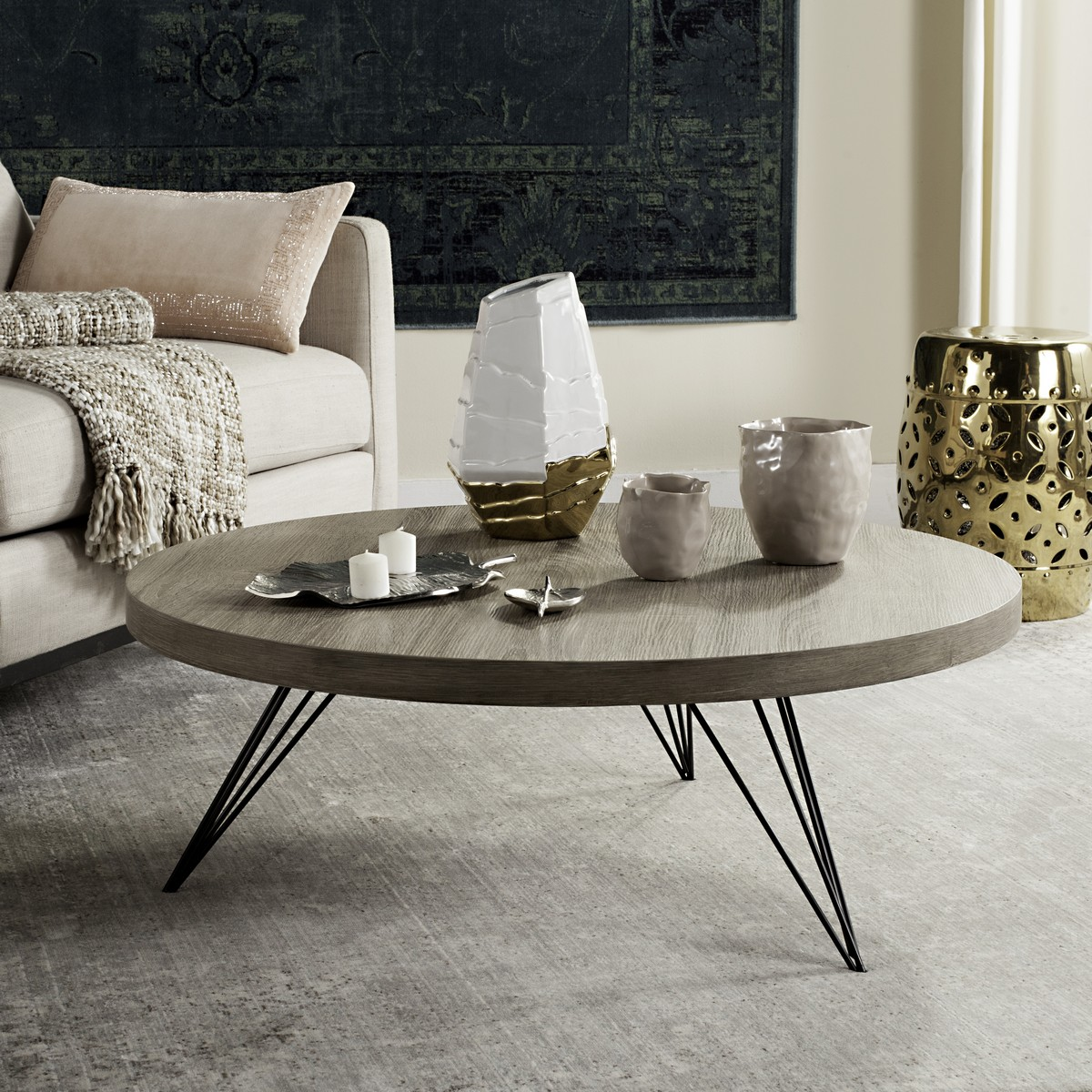 FOX4233A Coffee Tables Furniture by Safavieh