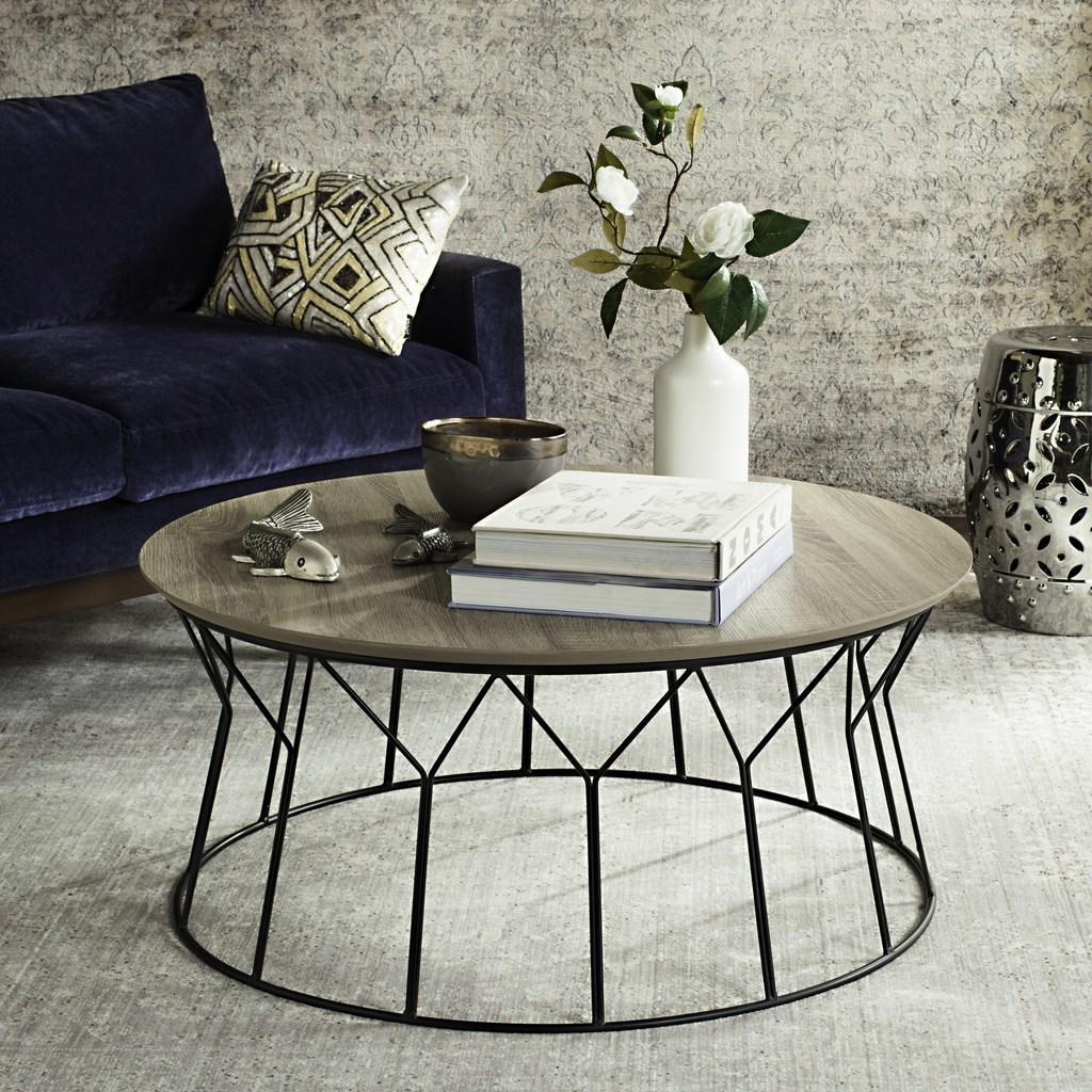 Coffee Table Jr Furniture: FOX4259A Coffee Tables