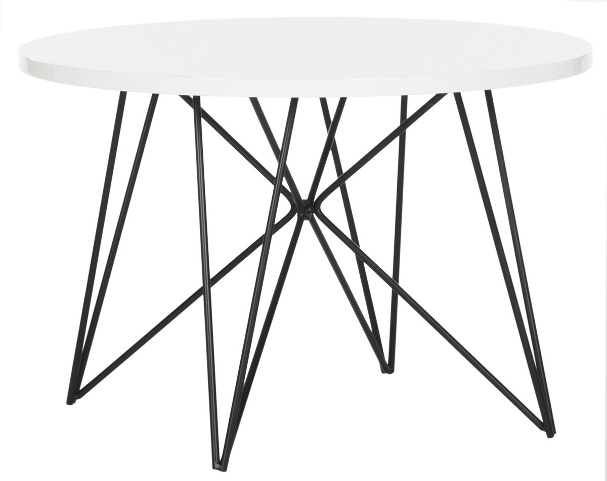 FOX4262B Accent Tables Furniture by Safavieh
