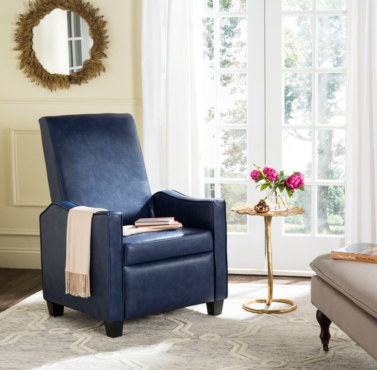 FOX6208D Recliners - Furniture by Safavieh